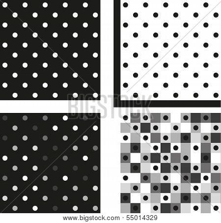 Set Of 4 Patterns
