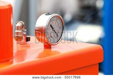 Manometer Manometer für präzises instrument