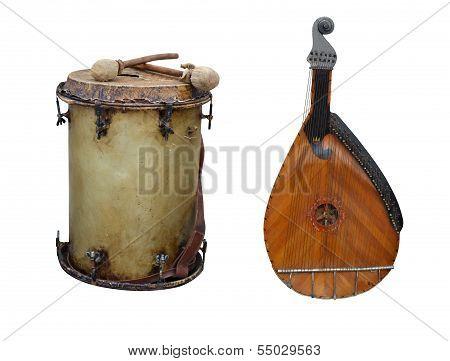 kobza drum