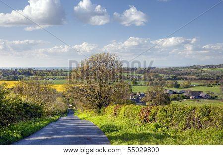 Rural Gloucesteshire, England