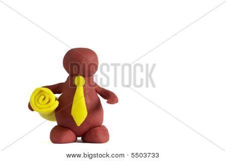 Plasticine Man