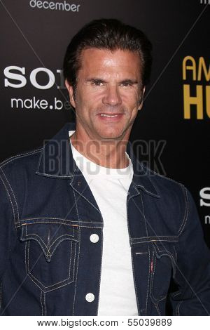 LOS ANGELES - DEC 3:  Lorenzo Lamas at the