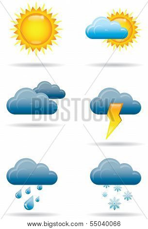 Universal Weather Icons