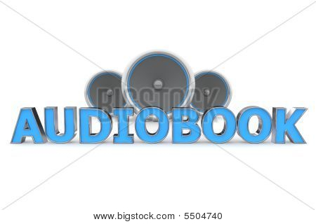 Speakers Audiobook - Blue