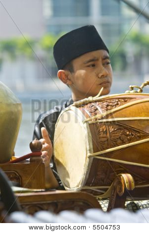 Gamelan Player