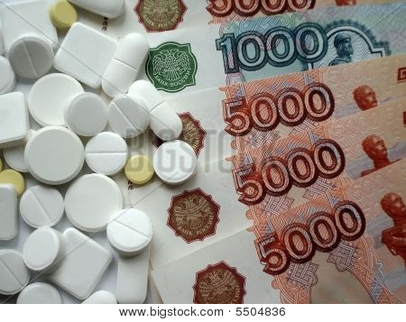 Pills And Russian Money