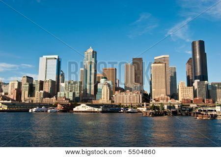 Downtown Seattle, Usa