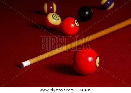 Cue & Balls