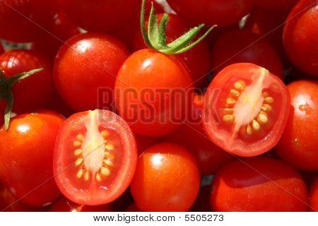 Tomato Halves