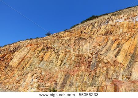 National Geographical Park in Hong Kong