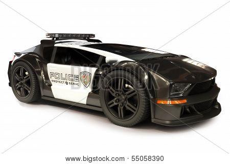 Futuristic Modern Police