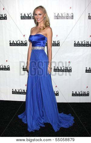 LOS ANGELES - DEC 5:  Kristen Dalton at the 2nd Annual Saving Innocence Gala at The Crossing on December 5, 2013 in Los Angeles, CA