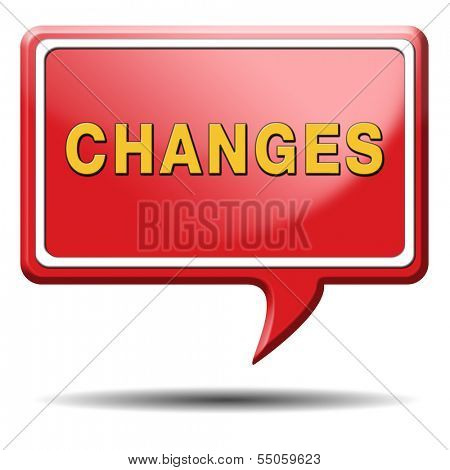 changes ahead going different direction change and improvement making thing better for the future positive evolution improve the world and progress to the best