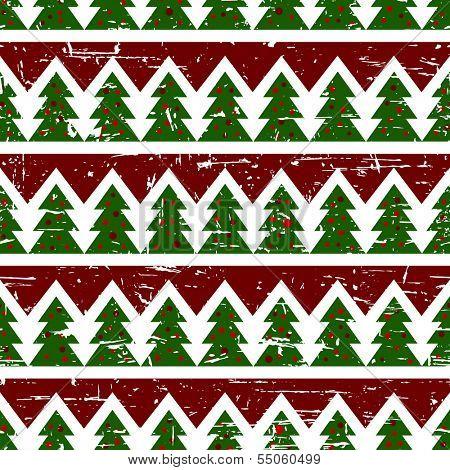 Colorful christmas christmas tree background
