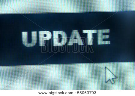 Update Word And Cursor