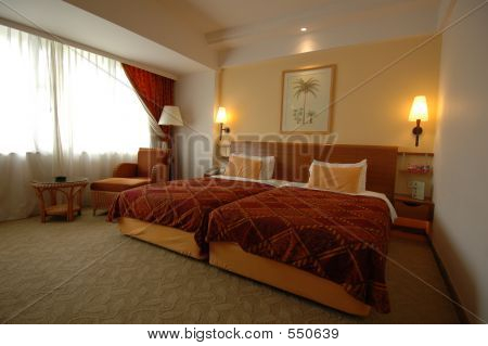 Hotel Bed Room
