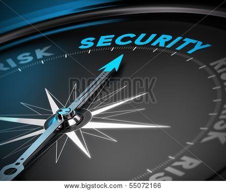 Conceito de gestão de segurança