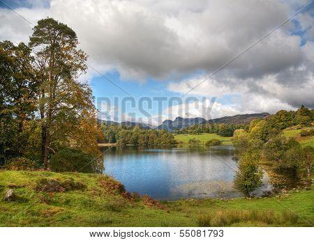 Loughrigg Tarn, Cumbria