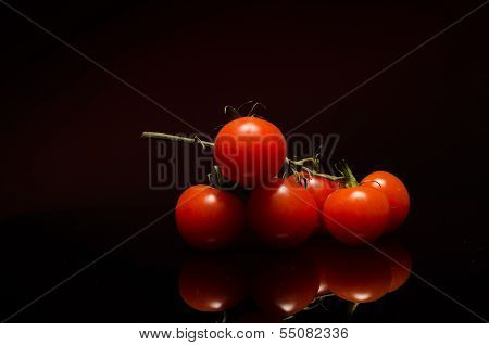 cherry tomates