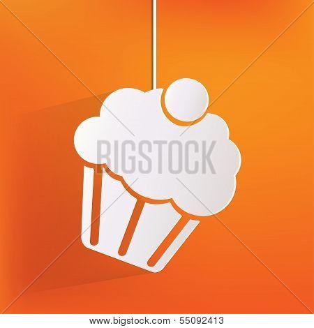 Cake web icon