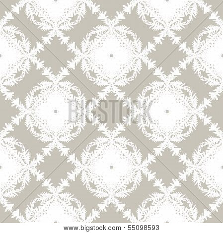 Simple, elegant seamless vector pattern