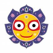 picture of jagannath  - Jagannath - JPG