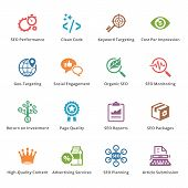 image of submissive  - This set contains 16 SEO and Internet Marketing icons that can be used for designing and developing websites - JPG