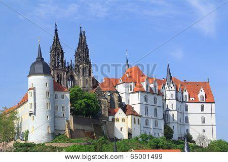 Castle Albrechtsburg Meissen Germany