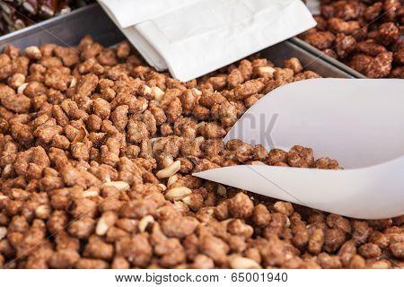 Peanuts Glazed With Caramel On Sale