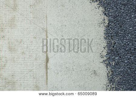 Three Types Wall Texture.