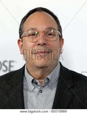LOS ANGELES - OCT 29:  Mark Gordon arrives to the