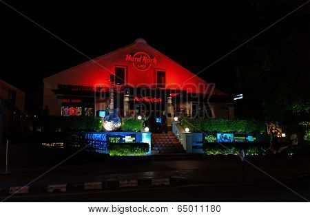 Hard Rock Cafe City In Malacca