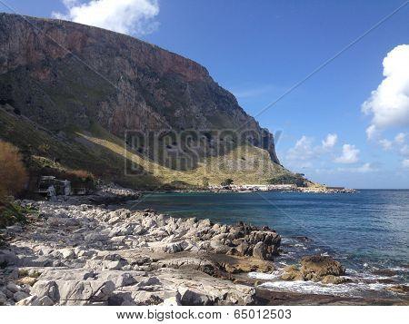 Monreal Sicily Beach