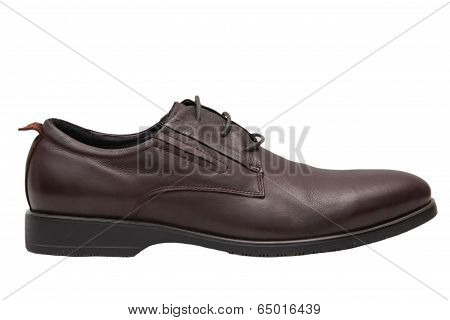 men's shoes in brown
