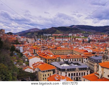 Bilbao Cityscape