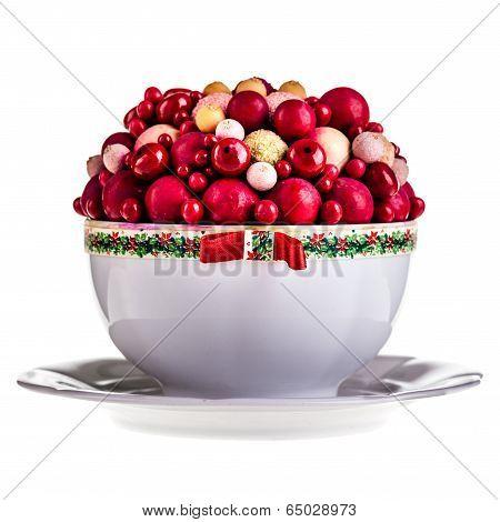 Berries Centerpiece