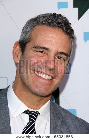 LOS ANGELES - MAY 1:  Andy Cohen at the A Night With