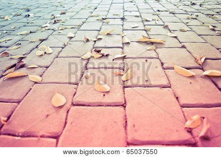 Brick Floors
