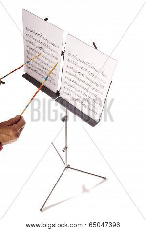 Music Director stand
