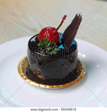 Delicious Molten Chocolate Pudding