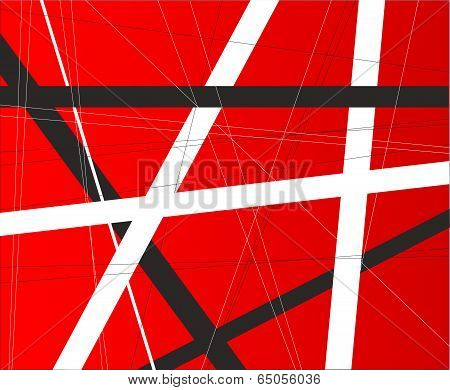 Criss Cross Background
