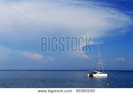 Yachting on the Mediteranean Sea, Europe