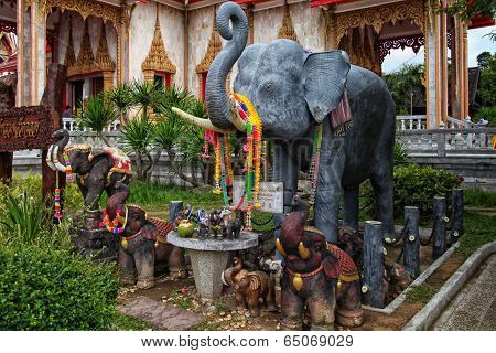 sacred animal of Thailand