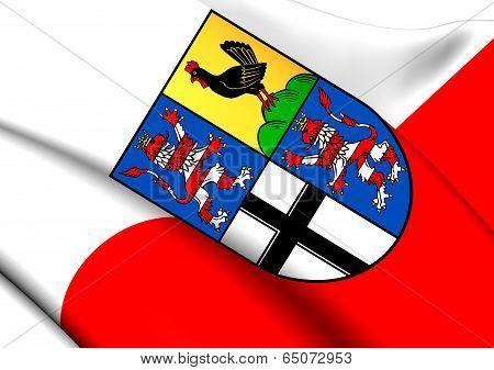 Flag Of Wartburgkreis