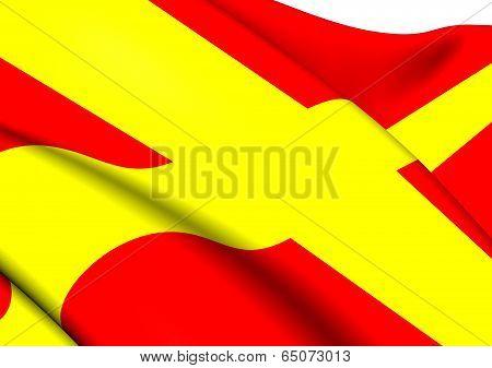 Flag Of Skane