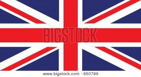 britische Flagge