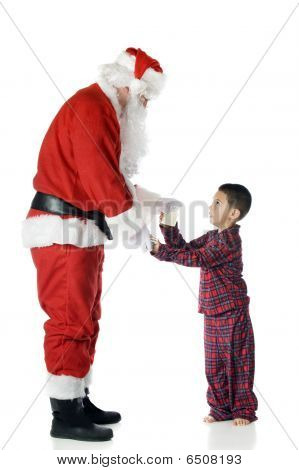Personal Delivery To Santa