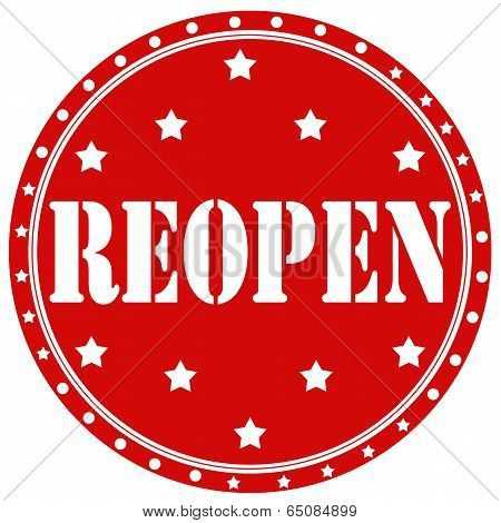 Reopen-stamp
