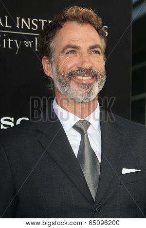 LOS ANGELES - AUG 12:  Harry Van Gorkum at the
