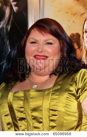 LOS ANGELES - AUG 12:  Cassandra Clare at the